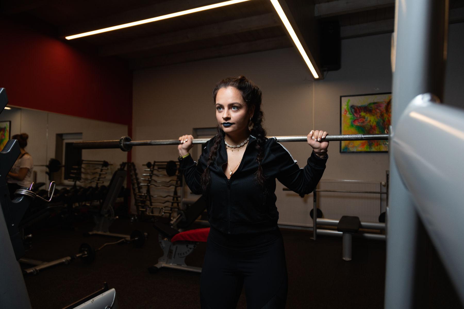 Training Fitnessstudio